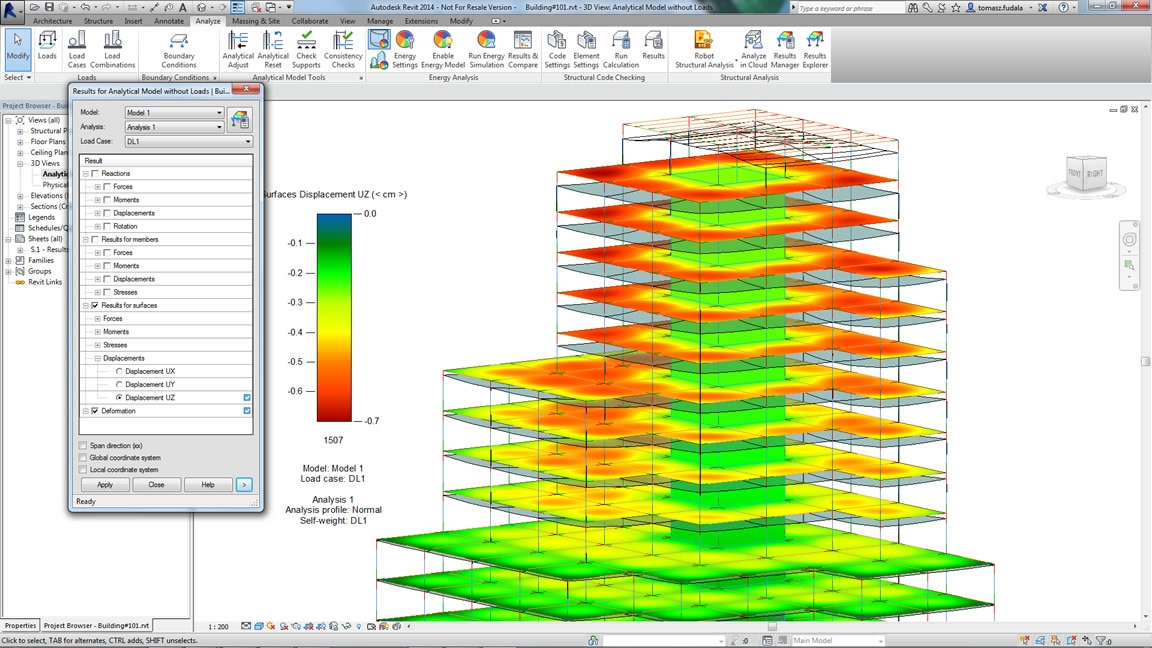 Building Structural Analysis Software Autodesk