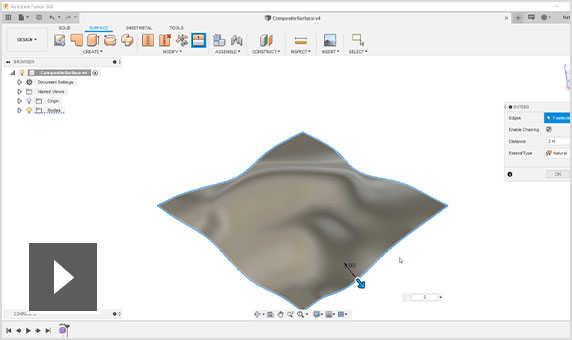 Video: Learn how to create composite models from Fusion 360