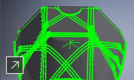 Exportieren von Laserprojektionsdaten