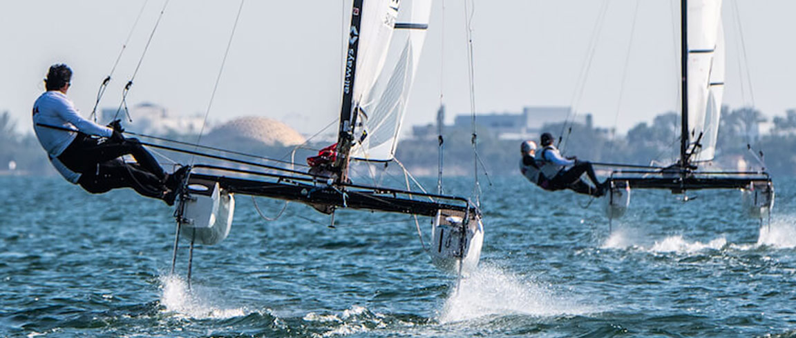 US Sailing uses TruComposites to prototype and build sailing vessel