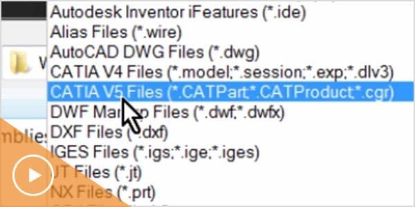 Video: CAD input