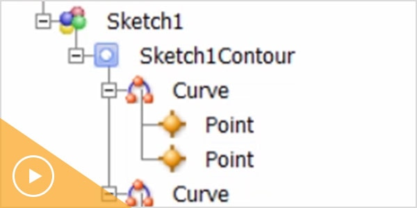 Video: projecting CAD data