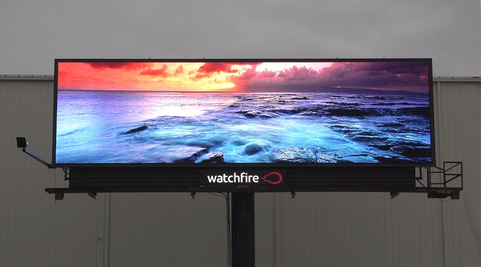 Watchfire Signs automates programming for nesting.