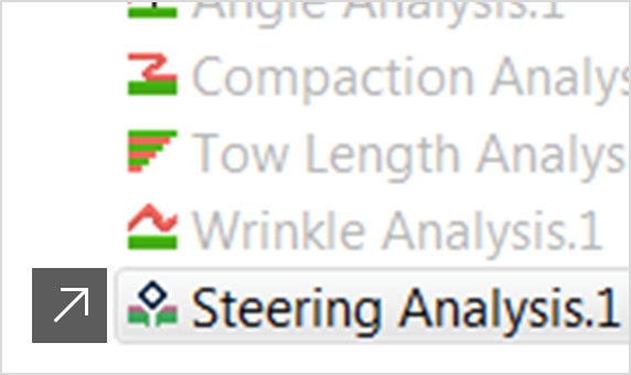 Visualize steering