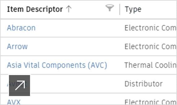 Vault PLM Supplier Collaboration