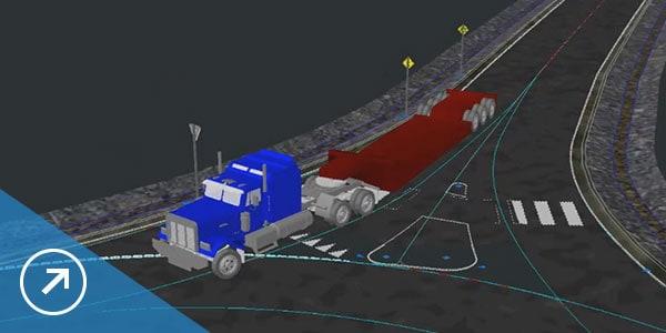Vehicle Tracking | Swept Path Analysis Software | Autodesk