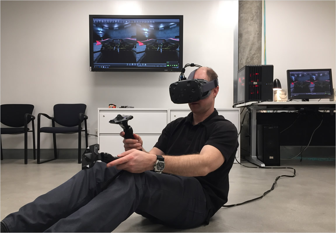 Now get support for HTC Vive.