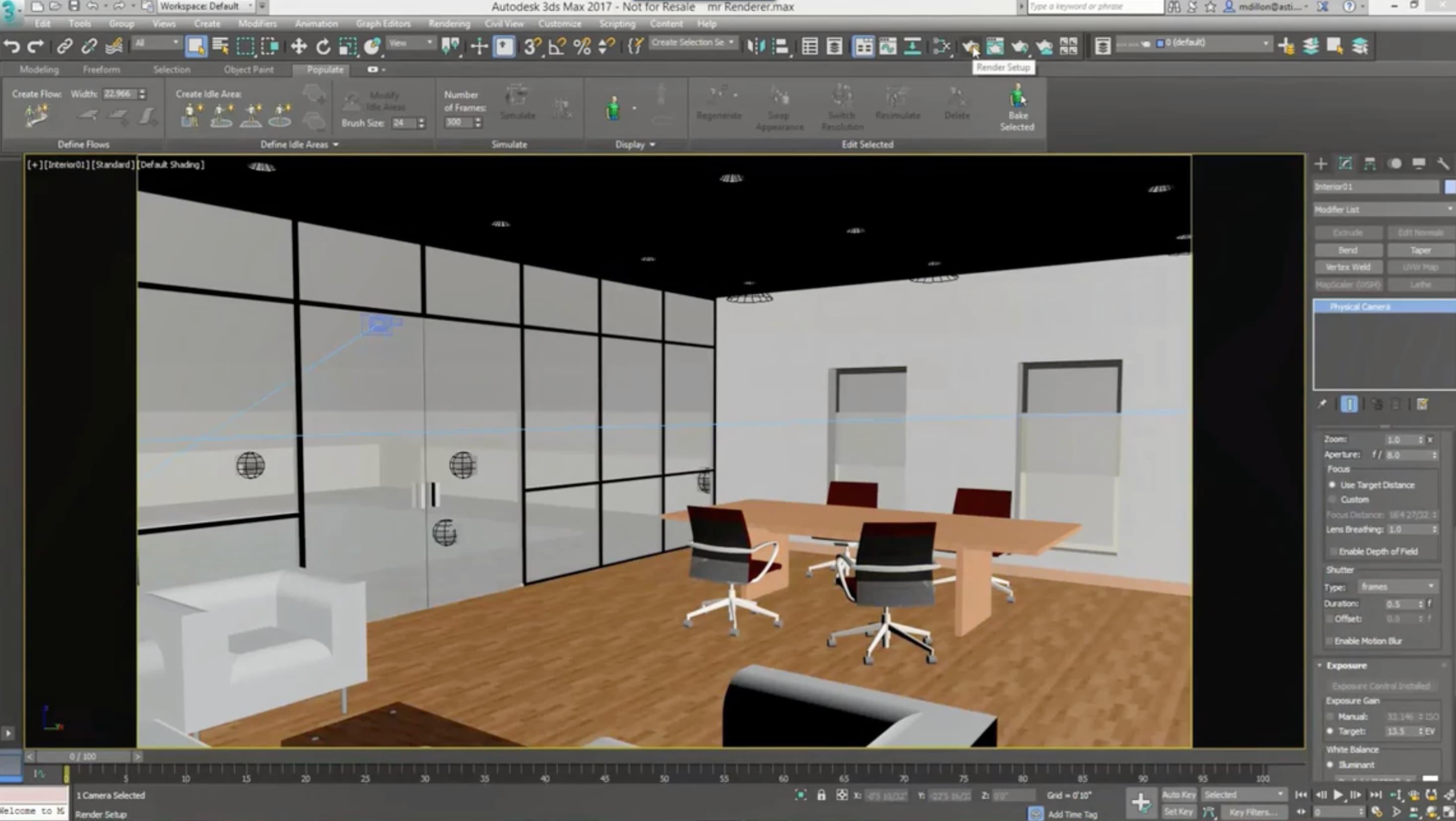 Architectural Rendering Software 3d Building Rendering Autodesk