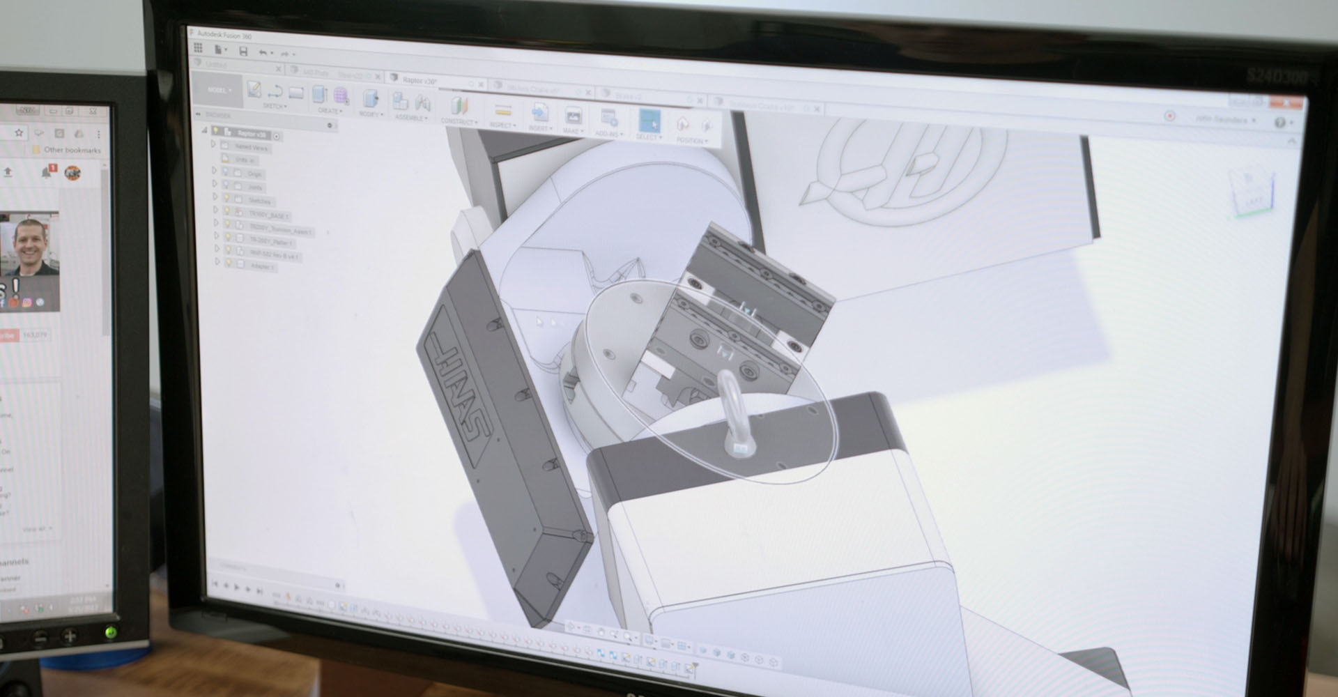 Fusion 360 cloud-based CADCAM software