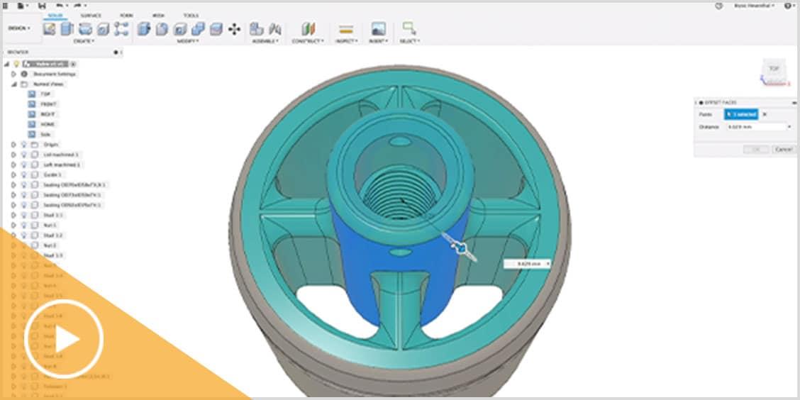 Software CAD/CAM per il riconoscimento delle lavorazioni FeatureCAM