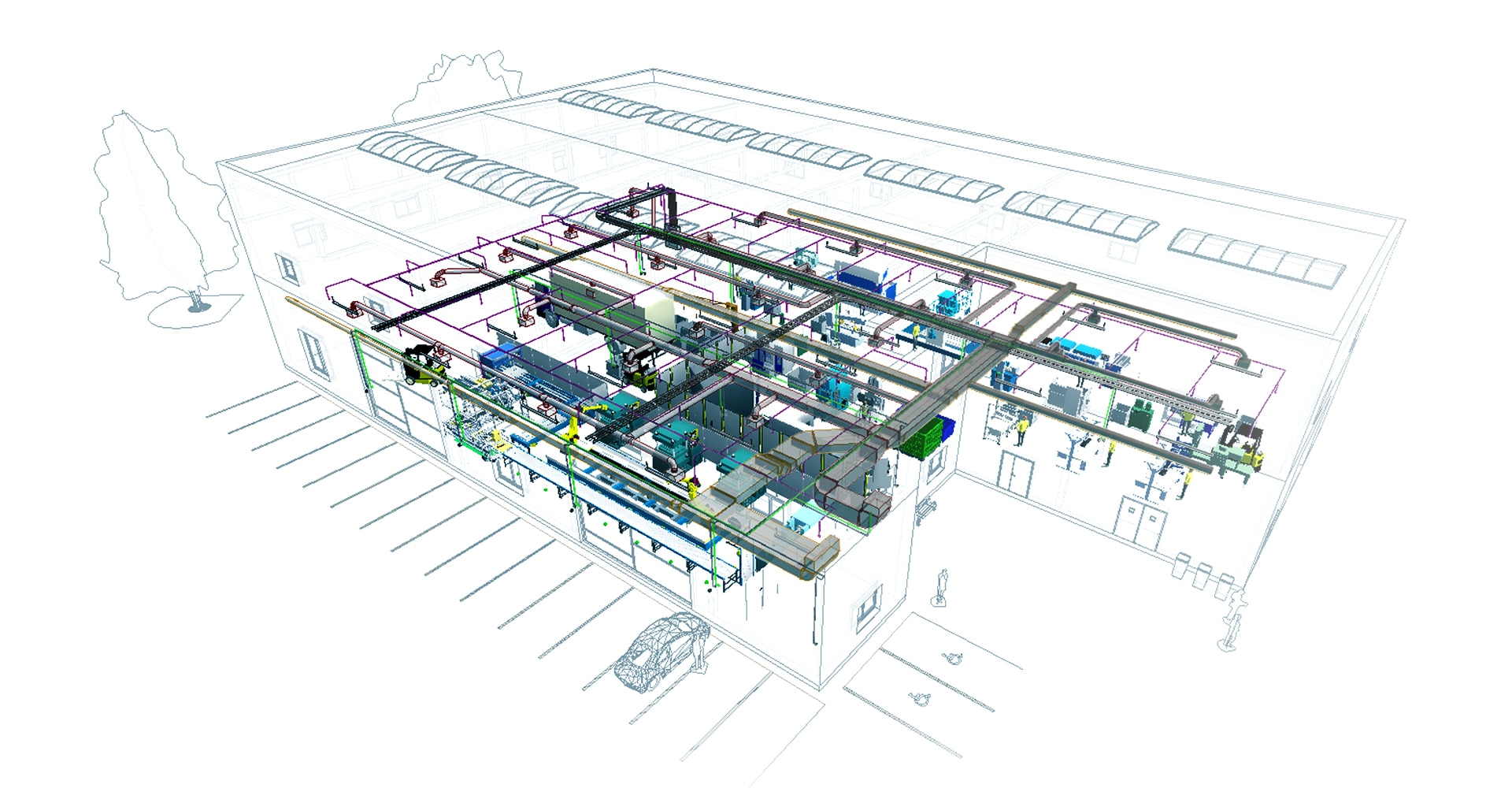 intelligent facility model