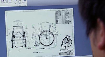 Creación de sillas de ruedas personalizadas con Inventor