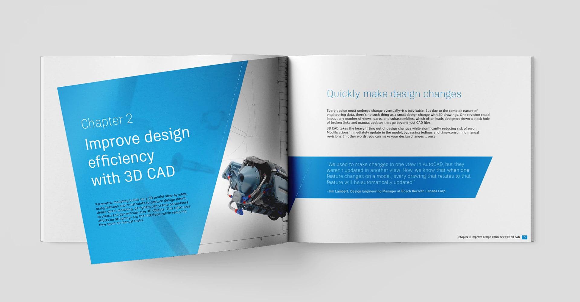 Imagem do ebook AutoCAD e Inventor