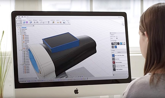 Free 3D modeling training at Autodesk Design Academy