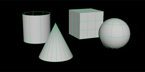example of 3d modeling NURBs primitives