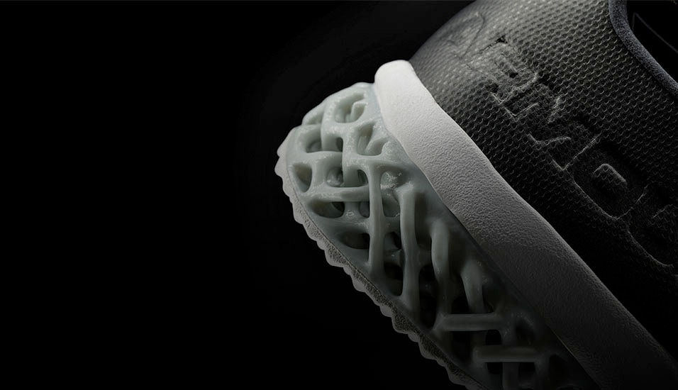 Video: Under Armour 3D prints its first high-performance sneaker