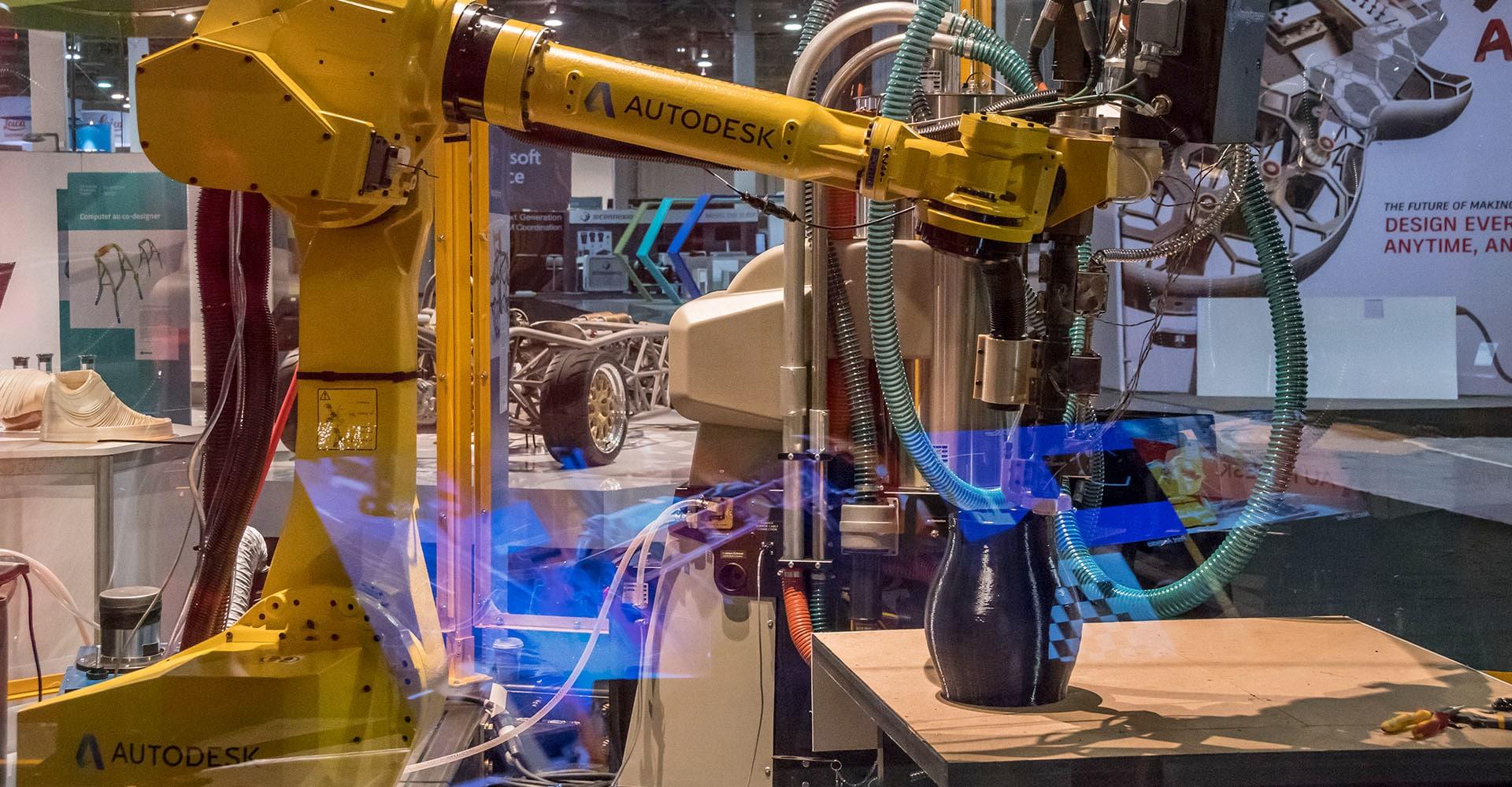 Die additive Herstellung ist die Zukunft der Fertigungsindustrie