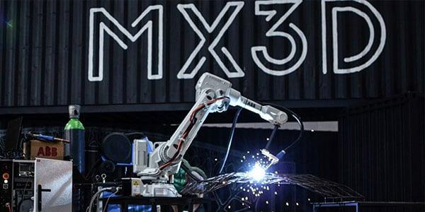 Robotertechnik-Trends in der additiven Fertigung