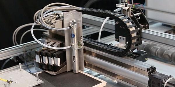 Bogenkaschierung: Laminated Object Manufacturing