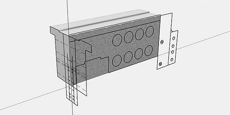 从 AutoCAD 几何图元创建模型