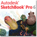 Software di disegno e pittura SketchBook Pro per Mac