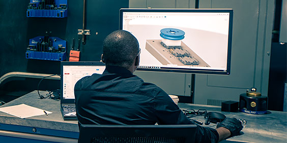 What is automotive manufacturing software?