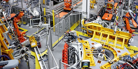 What is automotive manufacturing?