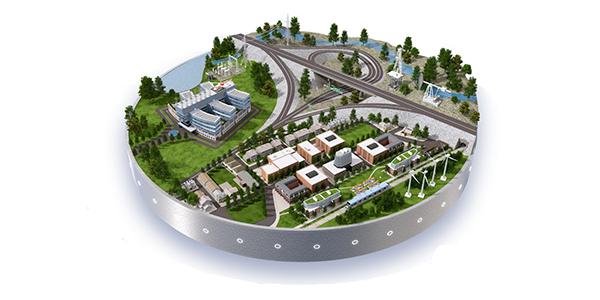 bim عملیات نهایی طرح ساختمان هوشمند