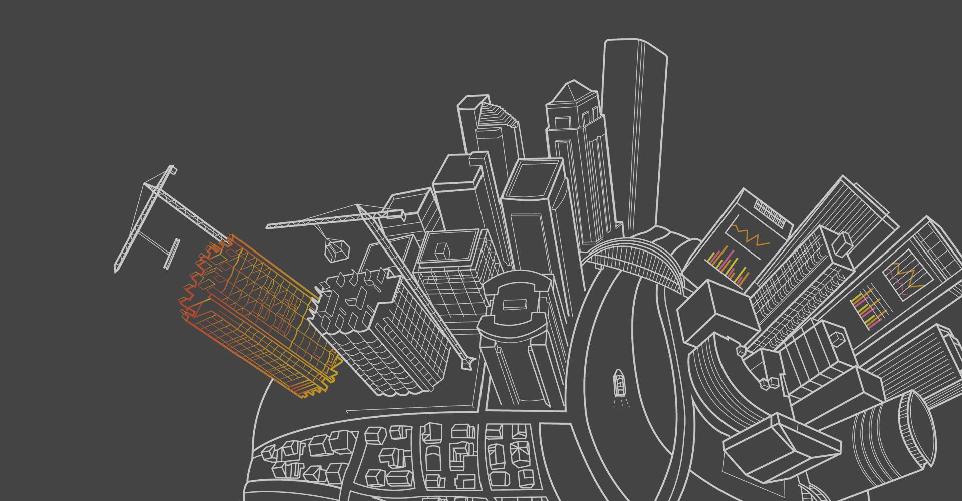 BIM 帮助 AEC 专业人士设计、建造和运营建筑和基础设施项目