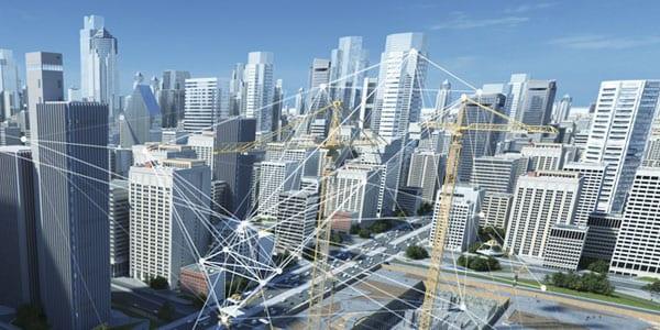 如今,移动设备和新技术也应用于施工现场