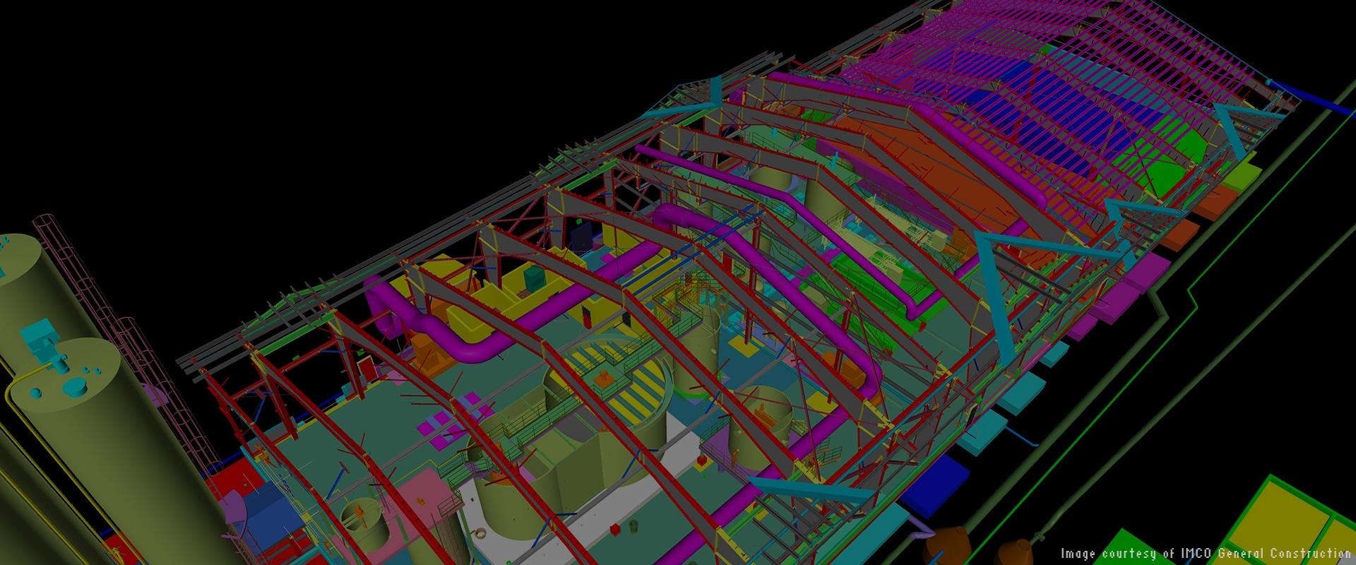 Aec Excellence Awards Imco Construction Autodesk