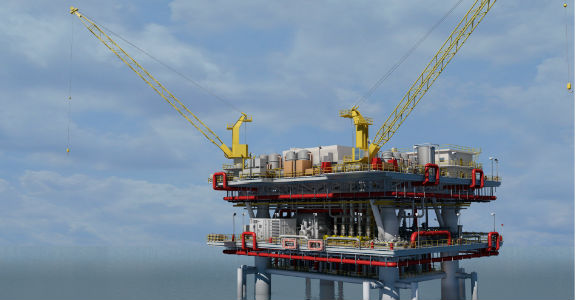 RDS Designs Oil Rigs More Quickly With BIM | Autodesk