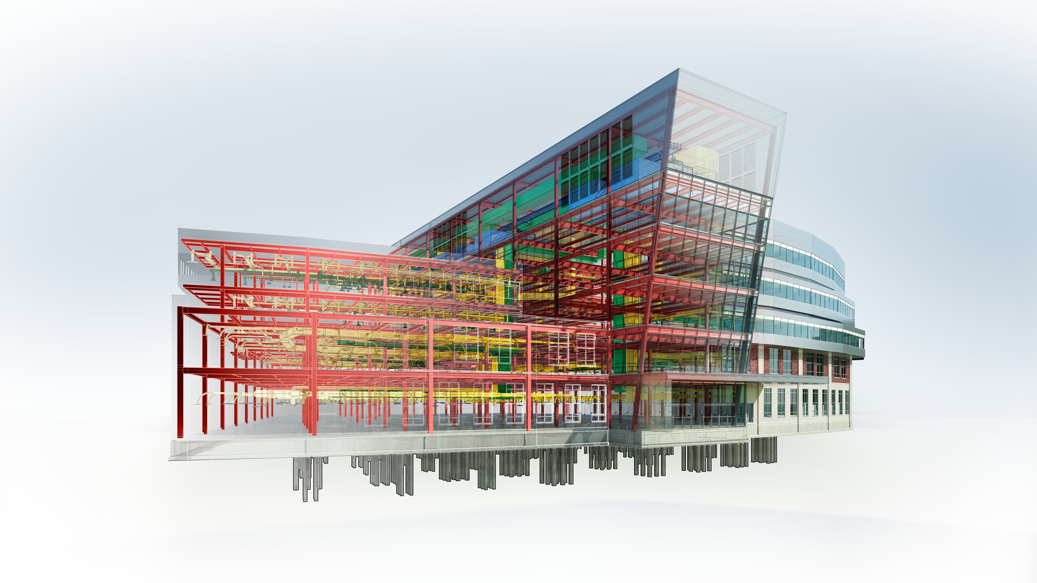 What is bim autodesk for Architecture et construction 3d