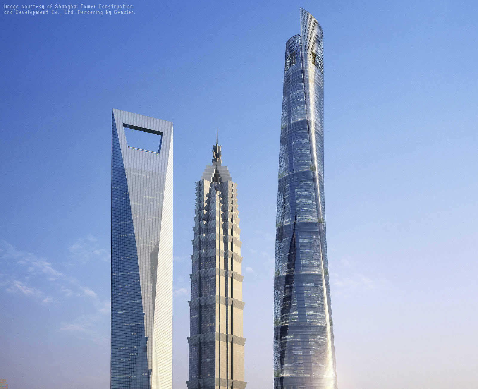 meet shanghai tower china 39 s tallest building autodesk