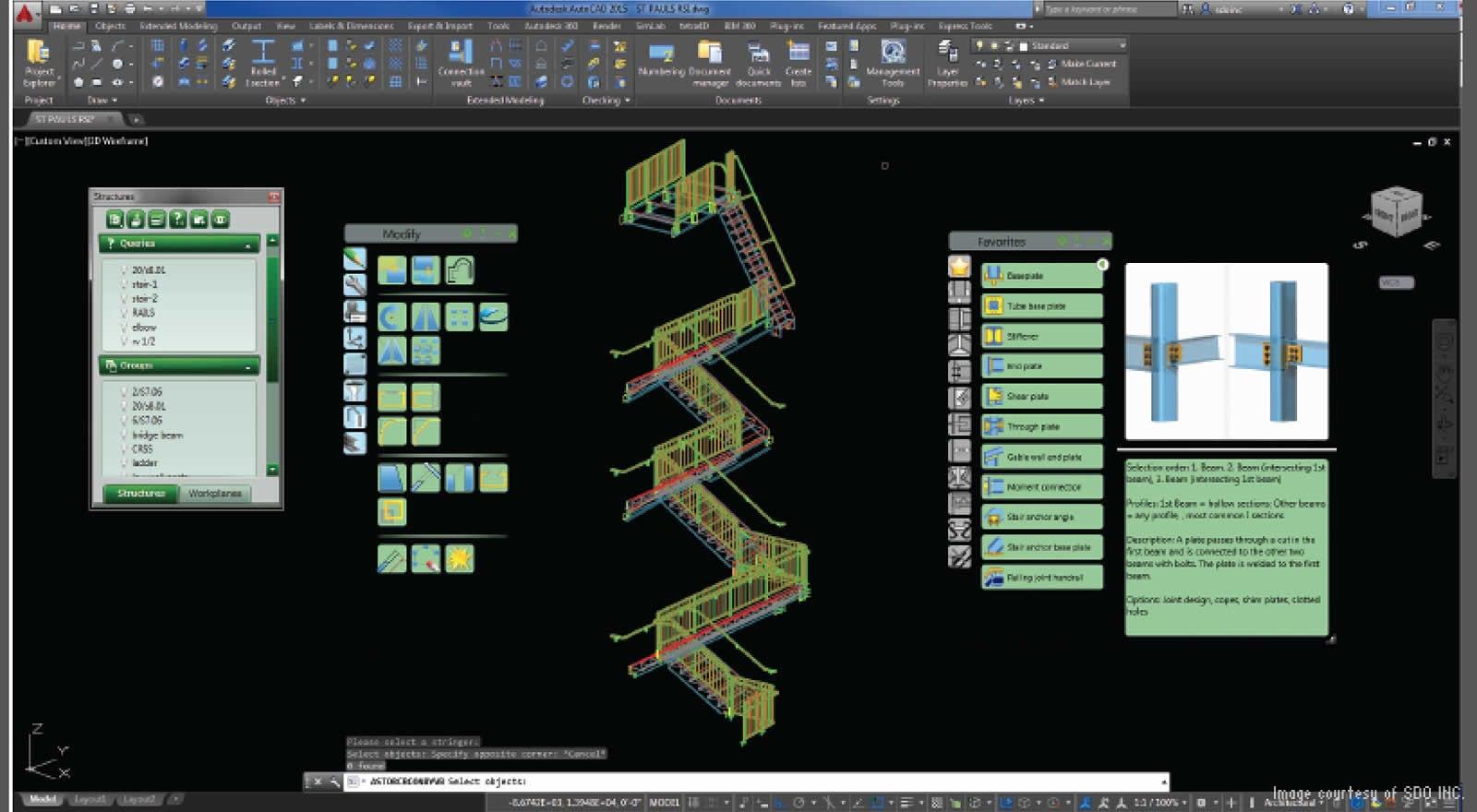 Steel detailing online moves to 3d modeling bim autodesk Online 3d modeling