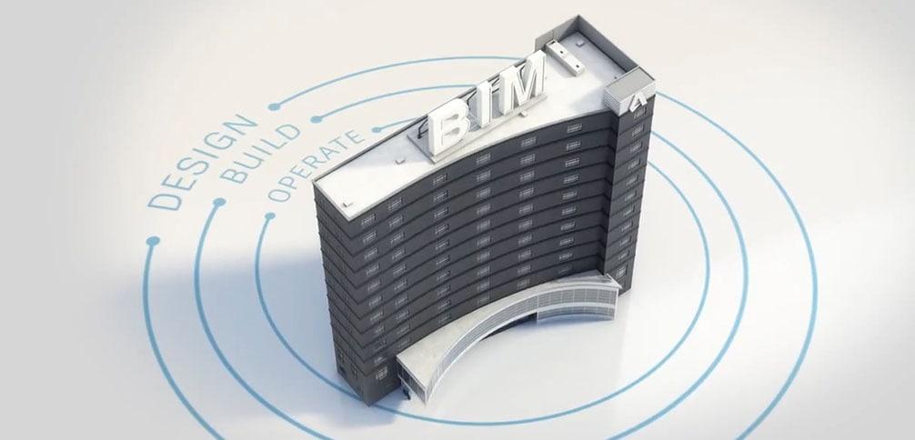 Bim Design Of Building