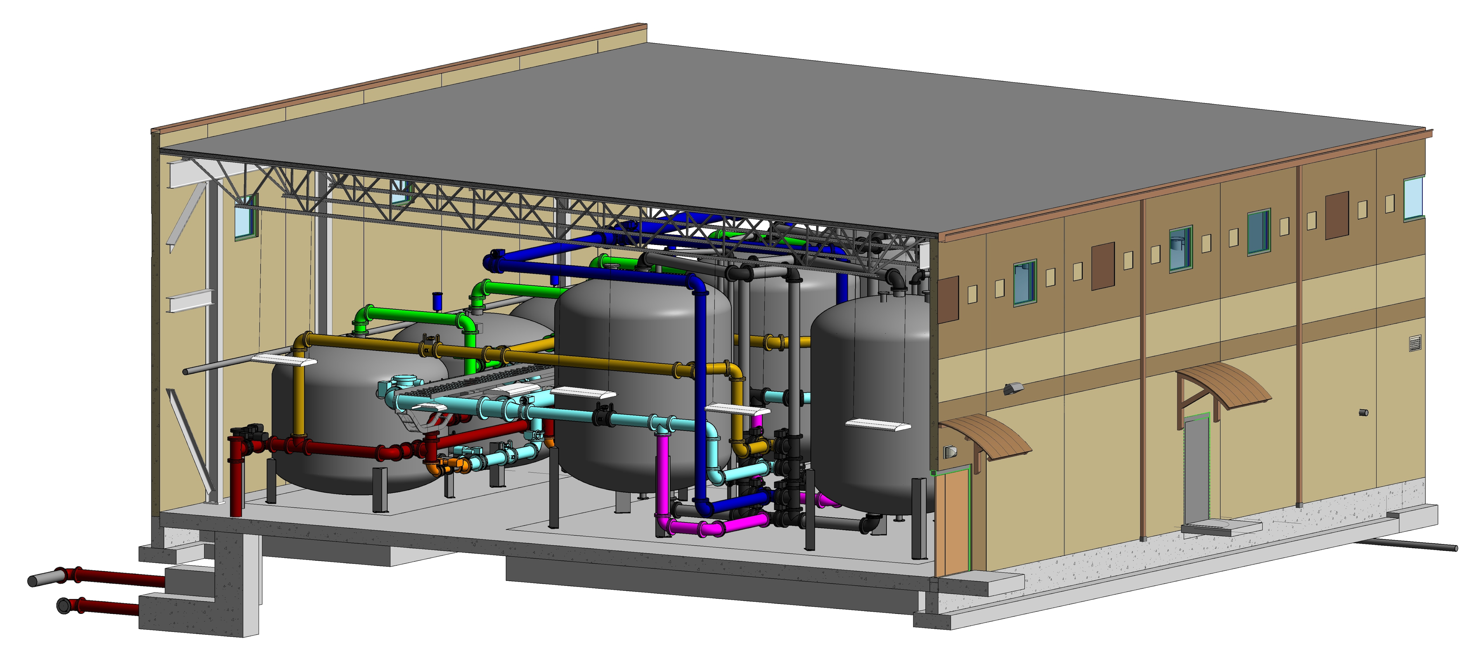 Bim For Plant Design And Engineering Autodesk