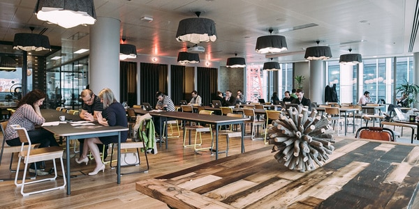 WeWork offices use Autodesk BIM software