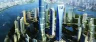 Shanghai Tower construction using BIM for modelling