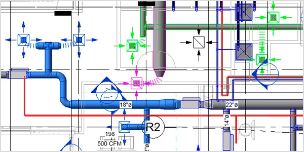 BIM Software For MEP Engineering Design | Autodesk