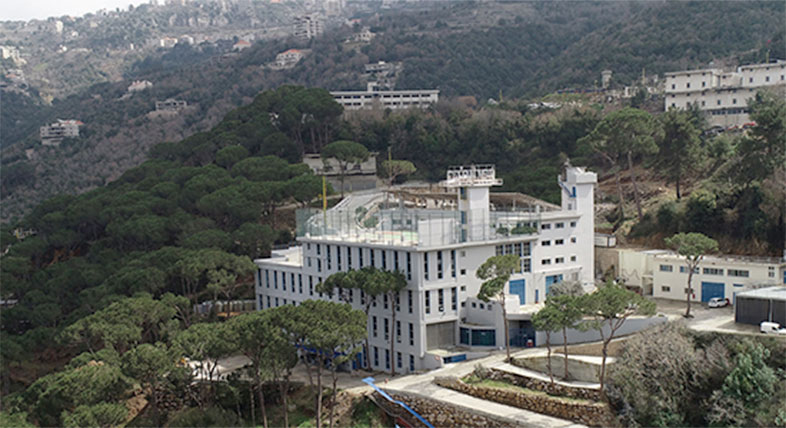 Projeto de construção da Technica International