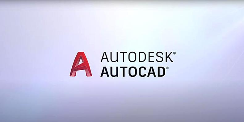 Video tutorial title card for AutoCAD for Mac