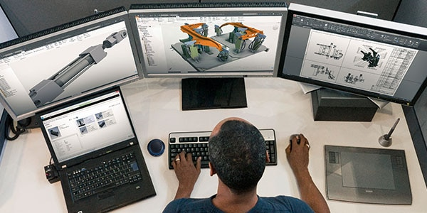 Autodesk CAD software is compatible