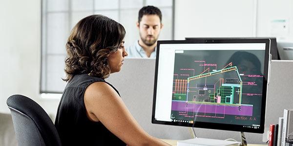 云在线CAD简化工作流