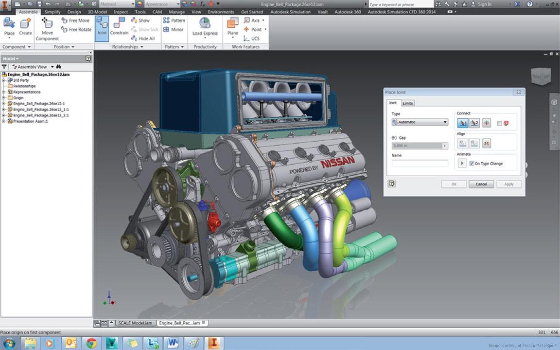 Digital Prototyping Automotive Autodesk