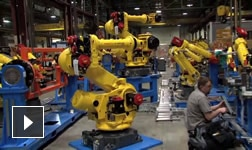 Video: Industrial Machinery case study––Fori Automation