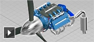 Video: real-time design visualization with Autodesk Product Design Suite