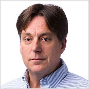 Headshot of Bob Bray