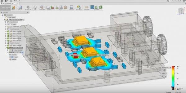 PCB と機械設計を統合する