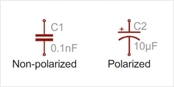 Geef condensatoren schematisch weer met AutoCAD-hulpmiddelen